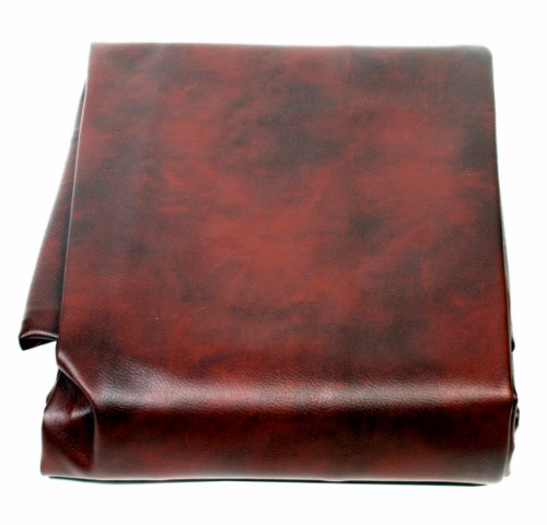 Case of 5 - Burgundy 8' Heavy Duty Pool Table Billiard Cover